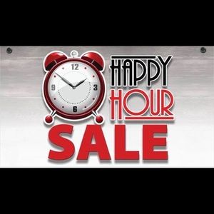 Happy Hour Specials Every Hour